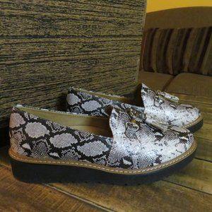 Naturalizer Snakeprint Sneakers